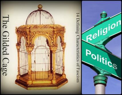 gilded cage religion politics