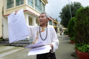 Exile Tibetans-Society-Corruption